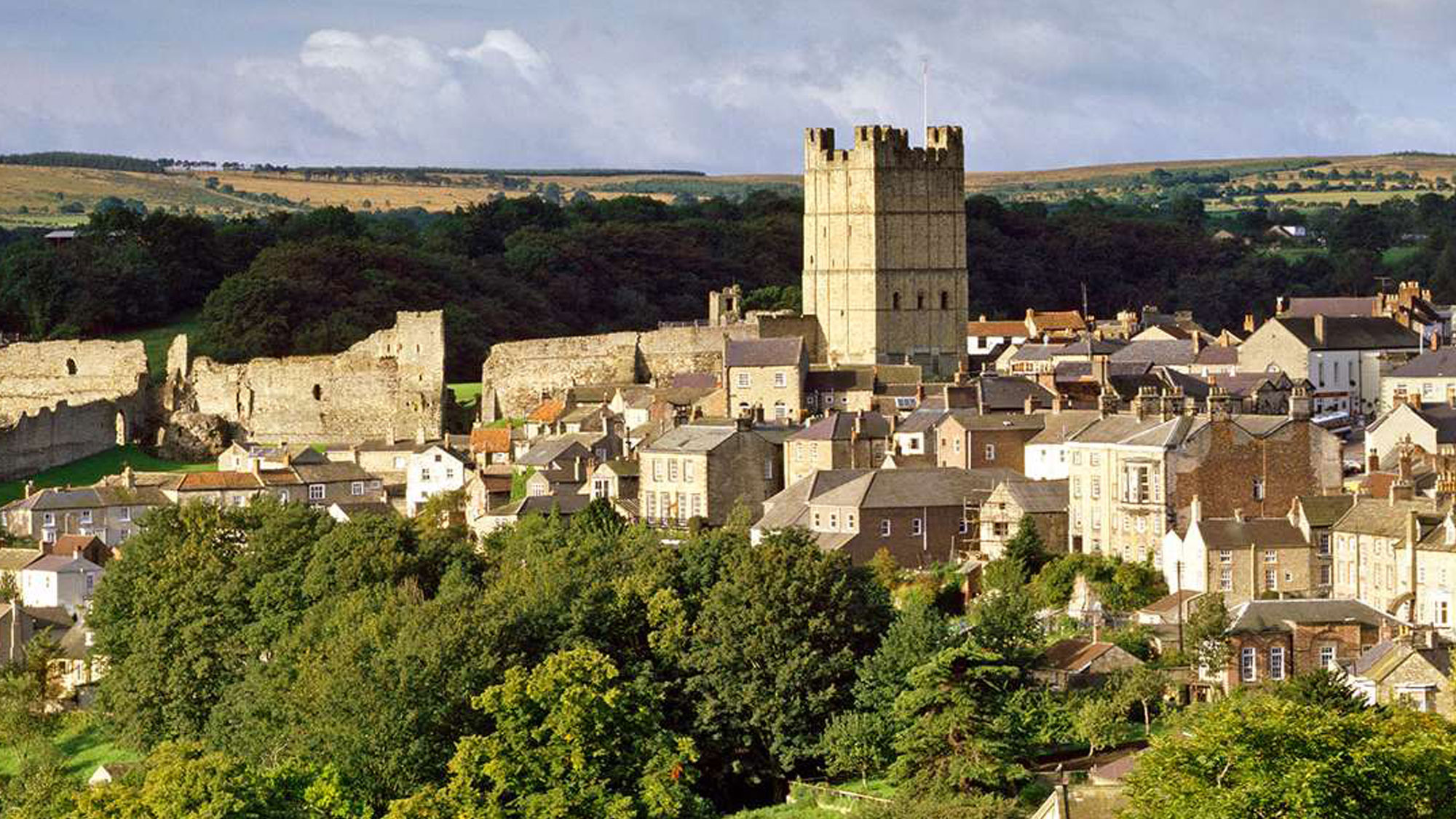 Richmond & the North Yorkshire dales