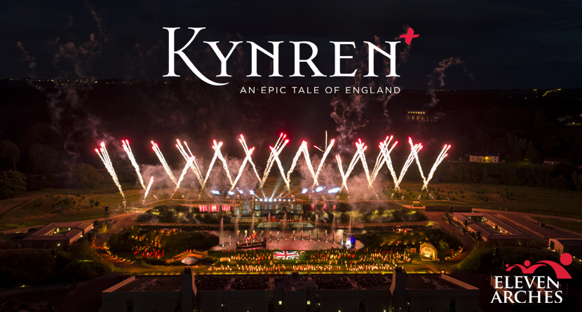Kyren an epic tale of England