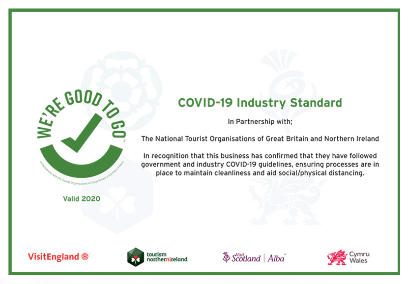 COVID 19 Industry Standard